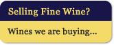 Sell fine Wine