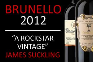 Brunello 2012