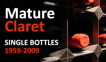 Mature Claret Single Bottles